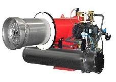 Дизельные и газовые горелки Tecflam