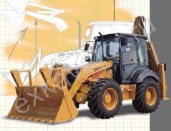 Купить Гидробур для экскаватора-погрузчика Case 595 SLE Servopowerplus можно быстро и выгодно