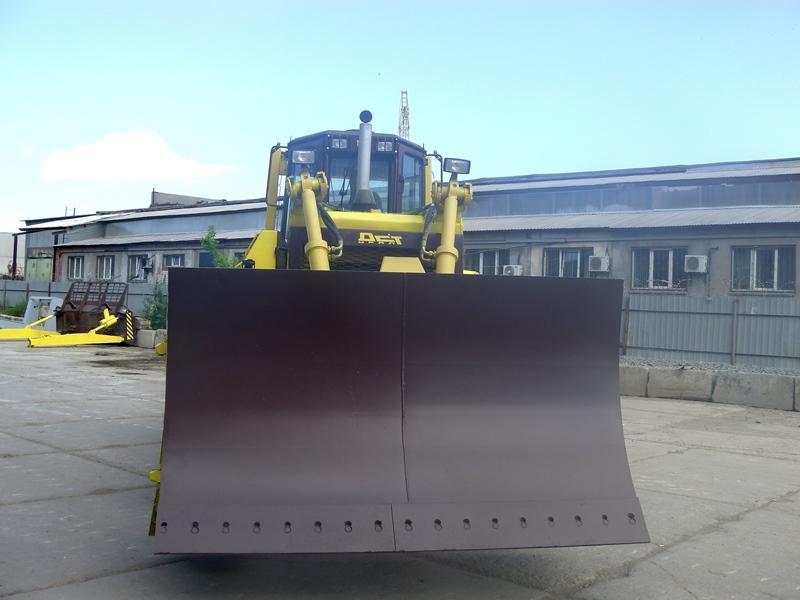 Бульдозер-болотоход ТМ 10.10Б ГСТ10