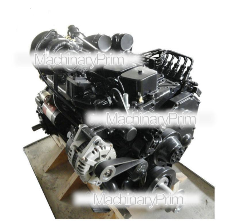 Двигатель Cummins 6BTAA