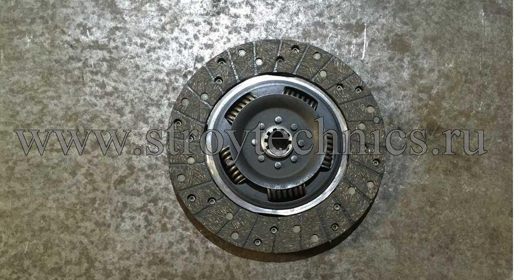 Диск сцепления ведомый ГАЗ-3302, 3110 дв. 560 (усиленный)