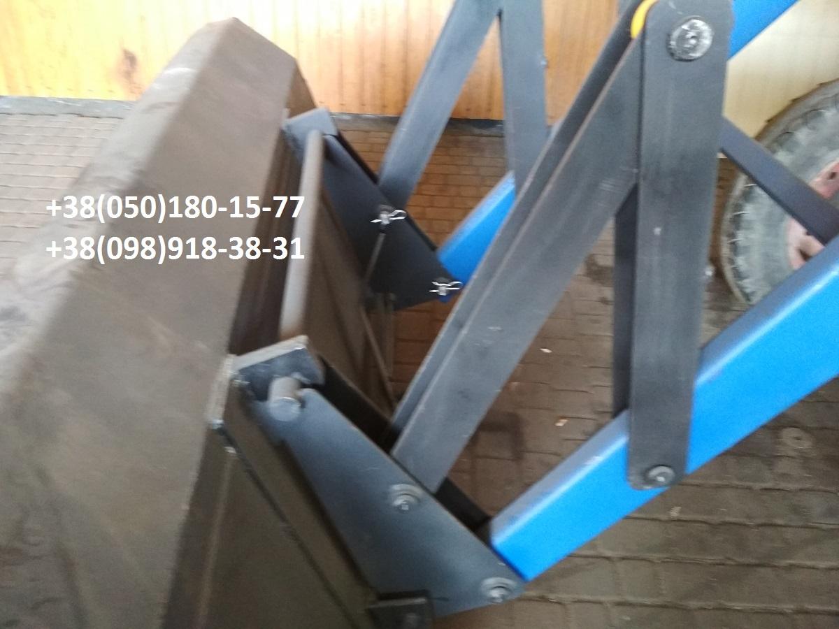 Фронтальный погрузчик на трактора МТЗ, ЮМЗ, Т-40 с выгрузкой 4,5м