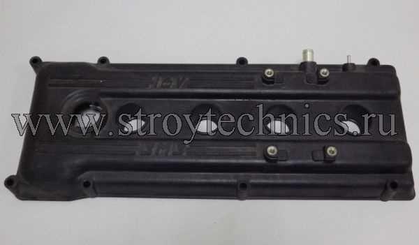 Крышка клапанов ГАЗ-3302, 3110 дв. 405, 406 (пластмасса) ЗМЗ