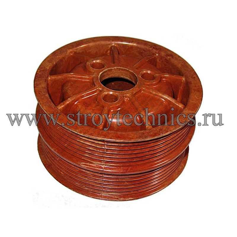 Шкив водяного насоса УАЗ-31519 дв.514