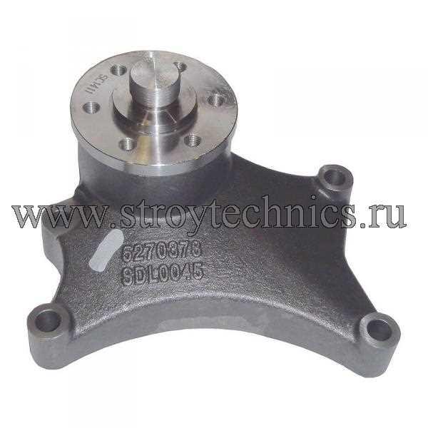 Опора вентилятора ГАЗ-3302 дв.Cummins 2.8
