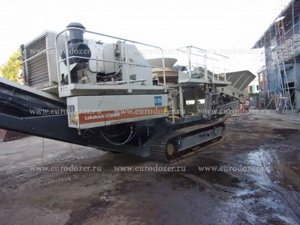 Конусная дробилка NORDBERG LT200, из Европы