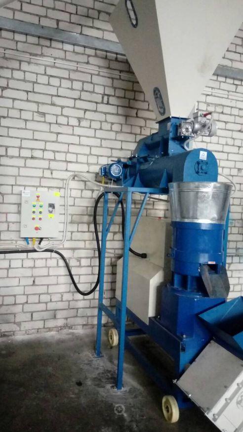 Грануляторы ZLSP-400 1500 кг/ч