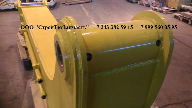 Гусек-удлинитель рукояти для экскаватора 18 – 22 тонны
