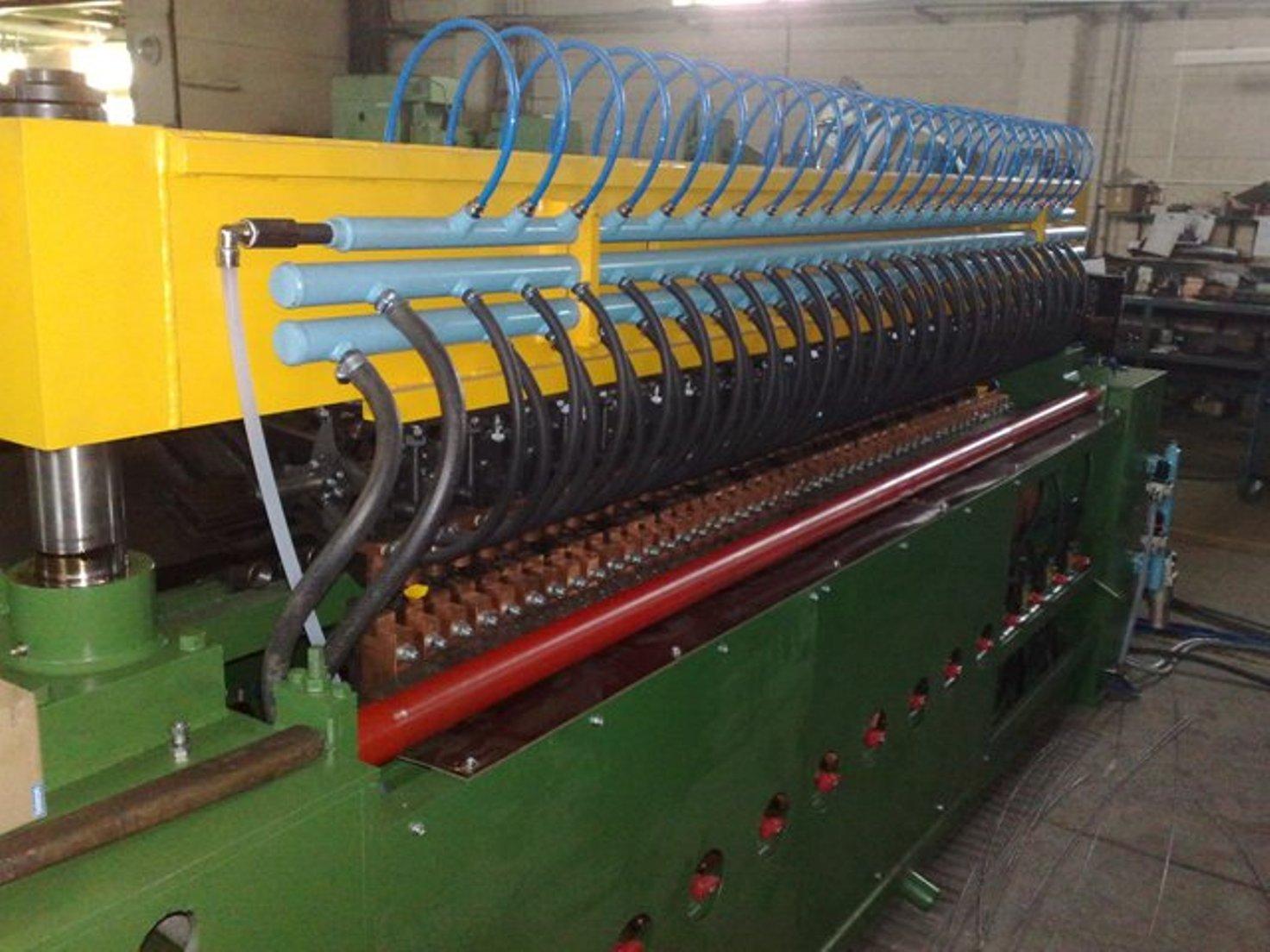 Многоэлектродная сварочная машина МТМ-160, МТМ-177, МТМ-289