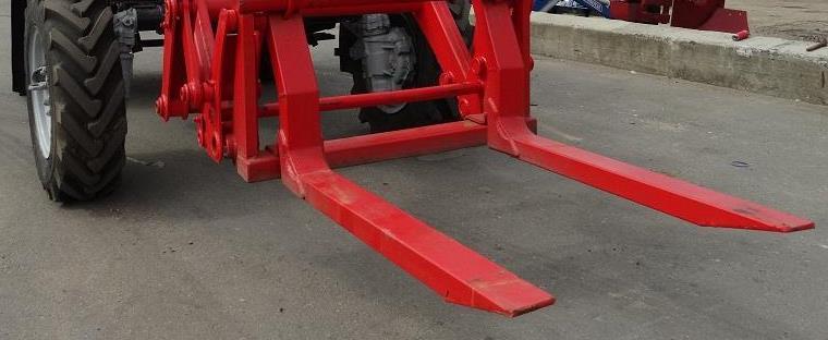 Сменные вилы грузовые ПФН-280 на погрузчик