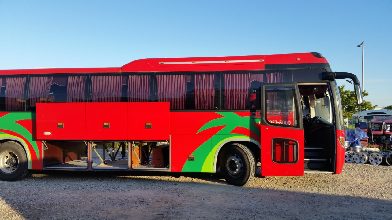 Туристический автобус Kia Granbird, 2011г