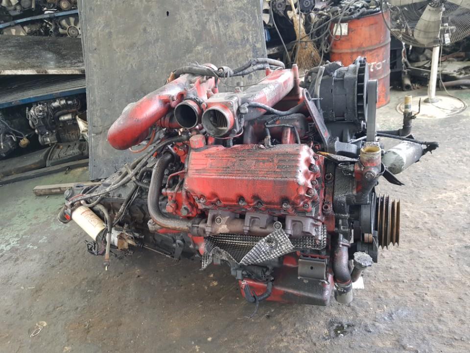 Контрактный двигатель Doosan (Daewoo) DV11 на автобус Daewoo