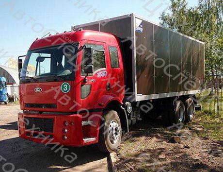 Ford Cargo 2526HR - для перевозки опасных грузов