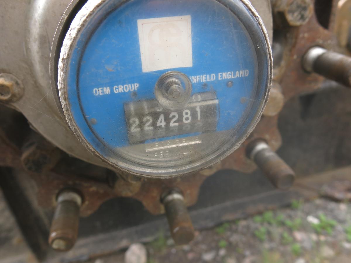 Ось полуприцепа ROR дисковые тормоза, 2006