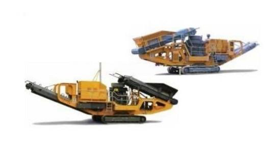 Дробилка конусная самоходная СС900 производительность до 260 т/час Италия