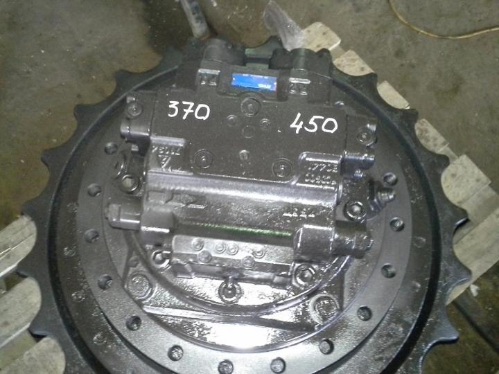 Редуктор хода Hitachi ZX200 ZX330 ZX370 ZX450 PC200 PC300 JCB JS360 бу