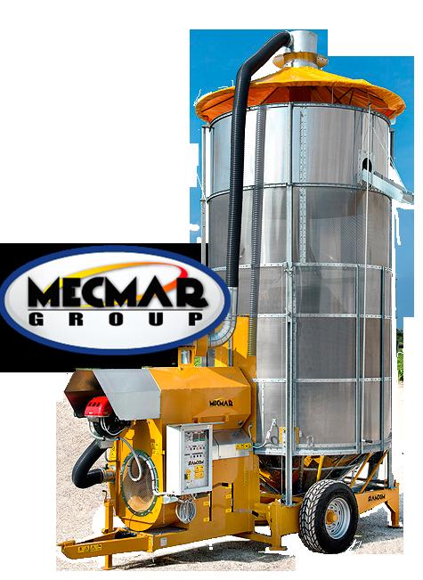Мобильная зерносушилка Mecmar