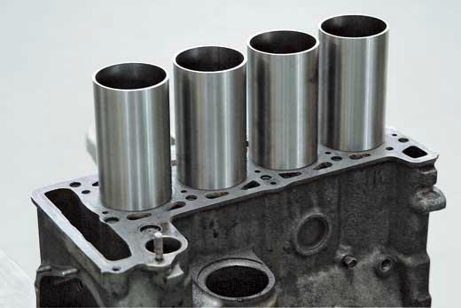 Блок цилиндров Е-3 5256400 / 5289698 Камминз ISF3.8 на ПАЗ, МАЗ, FOTON