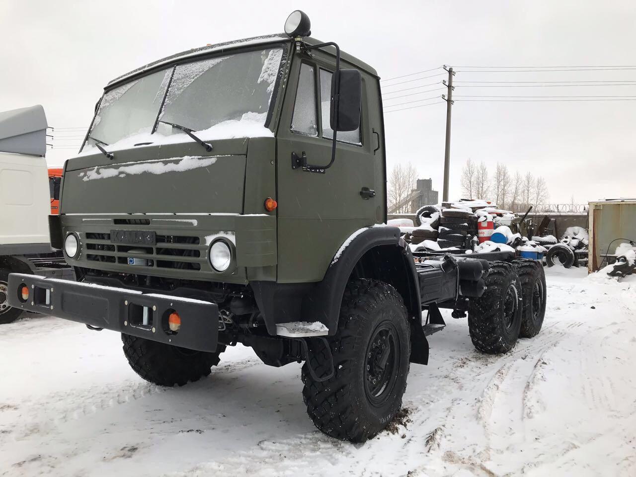 Грузовики КАМАЗ 4310
