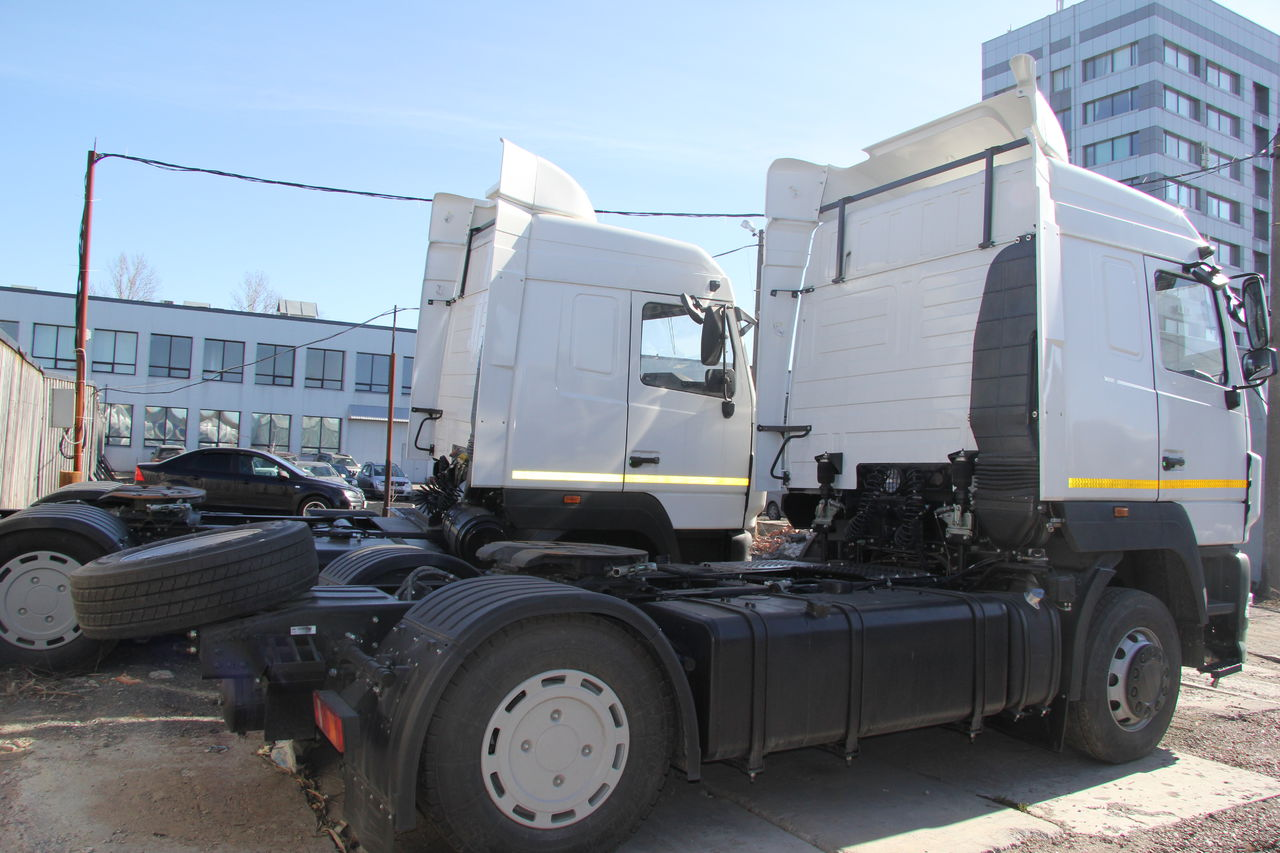 Тягач новый МАЗ 544029 2017 г. Евро-4