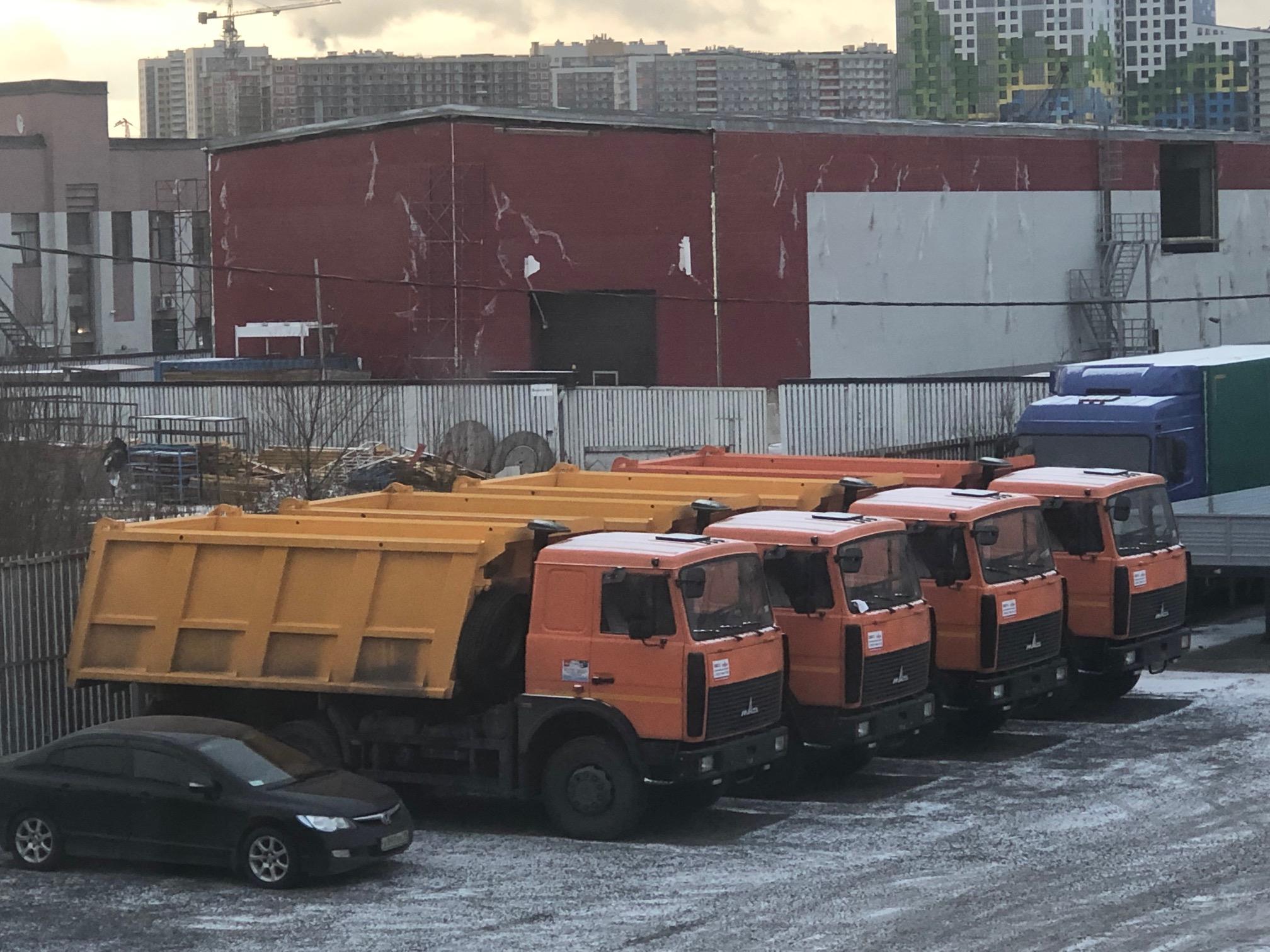 Продажа МАЗ 5516Х5 самосвал 15,6 куб 6х4 20 т 2018 г. НОВЫЙ наличие