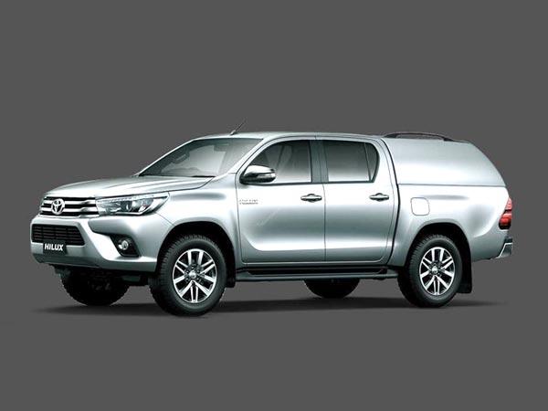 Автомобиль для перевозки радиоактивных материалов Toyota Hilux