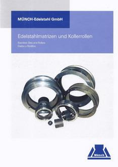 MUENCH Edelstahl GmbH: продажа грануляторов