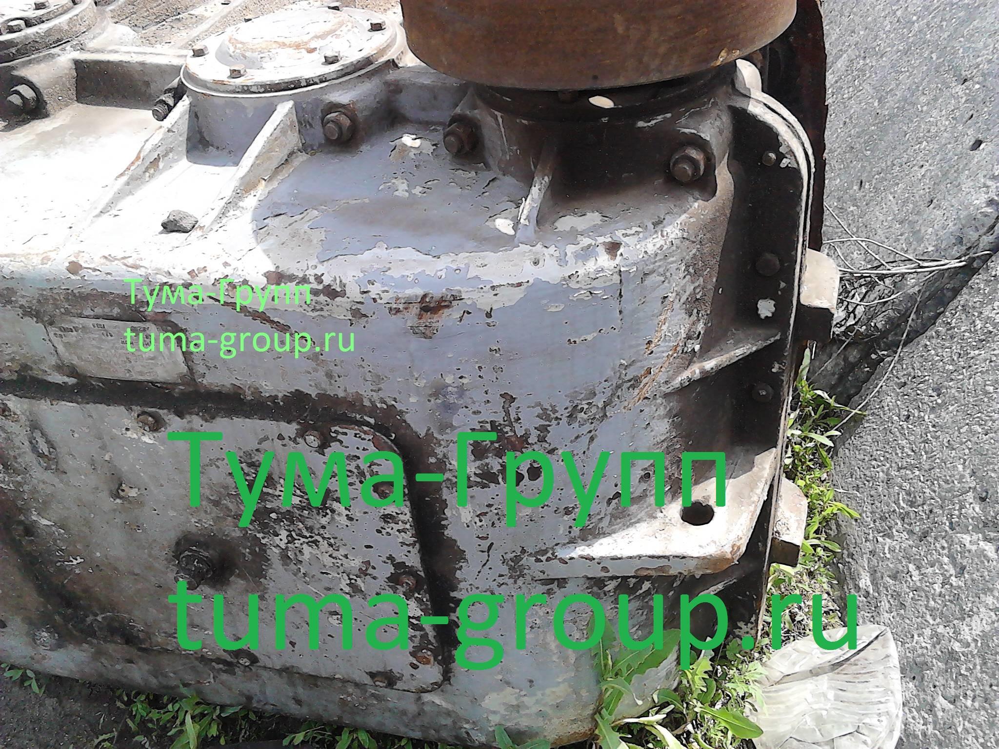 Продаем редуктор поворота на плавкран КПЛ 16-30.