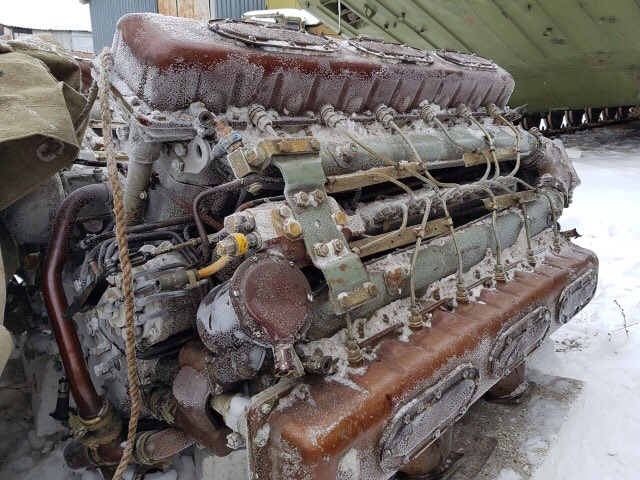 Продается Дизельный двигатель В-46-6 МС.