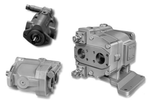 PVB45 FRSF 20 C 11- насосы Vickers и запасные части к ним.