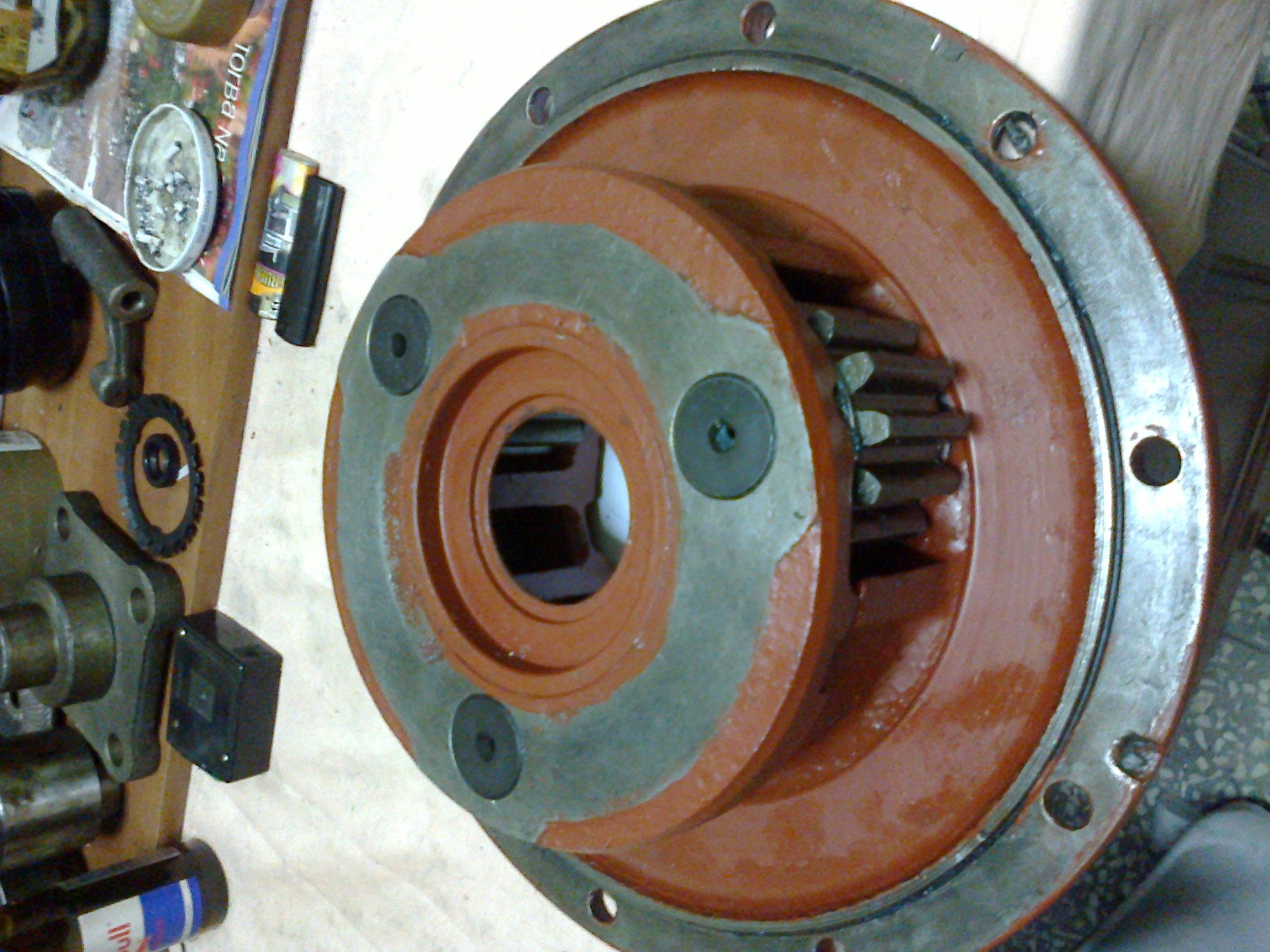 Запчасти на двигатель Mielec SW680,SW440,SW266Andoria