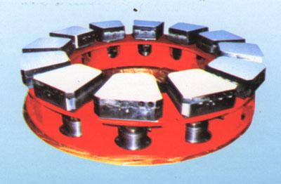Вкладыши с эластичным металлопластмассовым покрытием серии ВЭМП