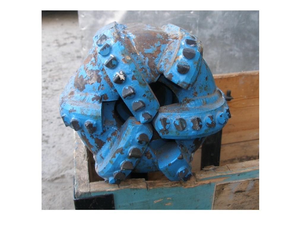 АКЦИЯ - Алмазные буровые долота ДАП 214,3, Diamond Drilling Bits 214,3 mm