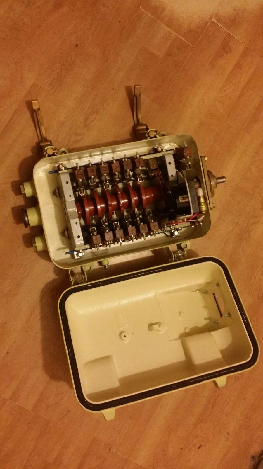 Контроллеры КВ-1932, КВ-1739, КВ-00151