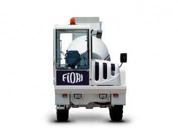 Бетоносмеситель с самозагрузкой Fiori DB180 мобильный бетонозавод 60м3/смен